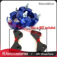 Wholesale Front Lift Spacer for Isuzu Dmax Coil Strut Spacer pieces lift kit Dmax Coil spring spacer lift WD parts