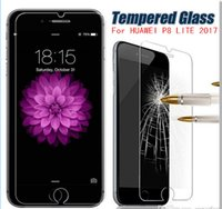 alpine ocean - Tempered Glass For HUAWEI P8 LITE HONOR LITE For htc u ultra ocean note alpine u play Screen Protector Film