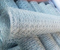Wholesale Supplier m Roll High Quality Wire Netting Galvanized Wire Mesh Wire Fencing Used for Protection Against the Smallest Rabbits