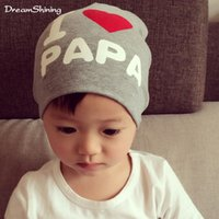 Summer baby formula wholesale - The Spring And Autumn Period And The Male And Female Baby Formula Is The Head Spring Baby Hat I Iove Mother Children s Hat