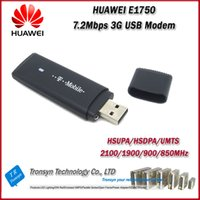 Wholesale Hot Sale Original Unlock Mbps HUAWEI E1750 G USB GMS Modem Support CCTV Camera And Tablet PC