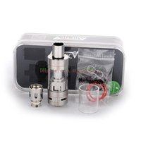 Replaceable 4ml Metal Horizon Arctic V8 Tank 4ml Arctic V8 Sub Ohm Tank VS Herakles plus uwell crown tank zephyrus v2 free shipping