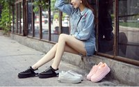 abrasive media - New shoes Thick base Students shoes Women s Shoes Casual shoes Fashion shoes Walking shoes Abrasive cloth Ventilated shoes