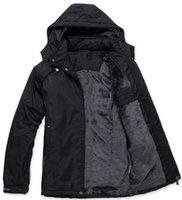 animal ski clothing - L XL Winter new men outdoor sports coat fashion thickening Cotton padded clothes jacket men s ski jacket