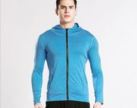 Wholesale Winter new fitness exercise training running compression clothing breathable tight fitting jacket