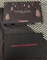Wholesale New Morphe X Kathleen Lights Authentic Eyeshadow Palette colors high quality Morphe Kathleen Lights Limited Edition Palette