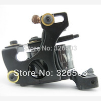 Wholesale One Wrap Coil Custom Iron Wire Cutting Tattoo Machine Gun Supply GIM20