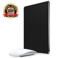 Wholesale Aluminum Mouse Pad W Non Slip Rubber Base Micro Sand Accurate Control Black