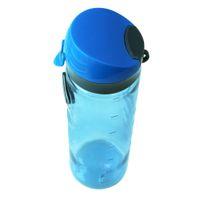 Acheter Porcelaine sport nautique gros-Vente en gros Chine usine 700ml PET PP bouteille d'eau de sport avec des directions Food Grade pour randonnée en plein air