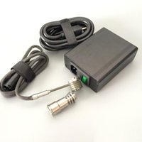 Wholesale Version Enail kit Electric Nail Dab Coil Heater Update PID with green LED light with Titanium Nail