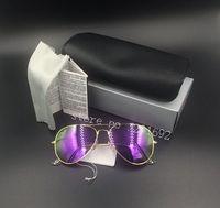 2017 el envío libre de las nuevas de la manera de las gafas de sol de la señora de las gafas de sol de la alta calidad de la señora de los vidrios de las gafas de sol de los hombres precio bajo
