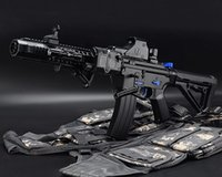 M4 Терминатор игрушечный пистолет Электрический воды Пуля Всплески пистолет на открытом воздухе Battle Пейнтбол CS Cool Черный игрушечный пистолет Детские игрушки