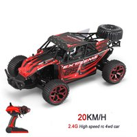 battery powered aircraft - km h g Rc Car wd High Speed Off road Buggy Remote Control Toys Machines With Batteries super Power Ready To Run