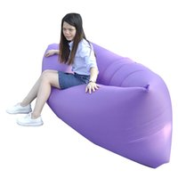 9 couleurs DHL Lounge Sleep Bag Lazy gonflable Beanbag Canapé Chaise, Living Bean Bag Cushion 2507006