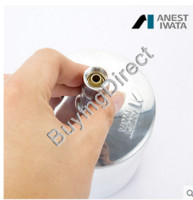 airless gun parts - Anest Iwata Spray gun parts Gravity Suction Aluminum Paint cup PC S PC PC
