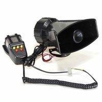 Wholesale Car Vehicle Watt Police Air Horn PA Tone Siren Super Loud System