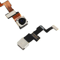 Wholesale 10pcs For iphone g Brand new back Rear camera flex cable Big main facing camera Repair Part by eporket