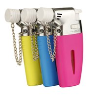 Wholesale Windproof Pocket Micro Torch Butane Heat Culinary Torch Flame Lighter
