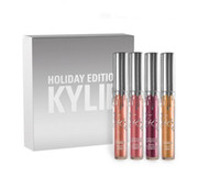 Wholesale Kylie Holiday Edition Kit Matte kylie jenner Liquid lipgloss Collection Set For Christmas Gift from idea