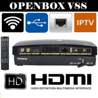 DVB-S Included Yes 10PCS libertview v8 same as Openbox V8S satellite receiver support 2xUSB USB Wifi WEB TV Cccamd Newcamd Mgcamd YouPorn free shipping