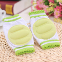 Wholesale Cotton Spandex Baby Knee Pads Protector Kids Safety Crawling Elbow and Knee Protective for Infants Toddlers WA1662
