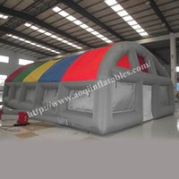 Wholesale Made in China durable big inflatable tent large wedding tent commercial used inflatable house for promotion