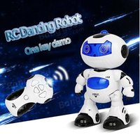 Wholesale Electric Intelligent Robot Remote Controlled RC Dancing Robot Best gift for your or friend s kids