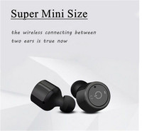 Wholesale YH X1T Mini Sport Bluetooth Headset Lastest CSR V4 Bluetooth Earphones Handfree True Wireless Earbuds For Iphone Samsung S6