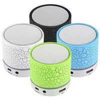 Wholesale NEW Mini A9 Bluetooth Wireless Speaker TF Portable For Cell Phone Laptop PC In stock