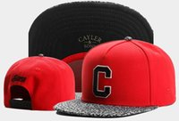 Wholesale Cayler Sons Hats Fashion Street Hip Hop Caps Sports Snapback Hats Designer Baseball Caps
