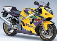 Wholesale 4 Free Gifts New ABS motorcycle Fairing Kits for SUZUKI GSX R600 GSX R750 GSXR K1 Bodywork set yellow purple