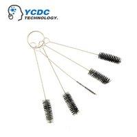 airbrush kit sale - Hot Sale Best Price Set Airbrush Spray Nozzle Cleaning Repair Tool Kit Needle Brush Set Cleaner