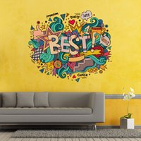 best design wallpapers - Best Illustration Fashion Wedding Decor Vinyl Waterproof Wall Sticker Bedroom Wallpaper Wall Decal Baby Rooms Decor
