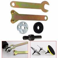 arbor drill - 10mm Shank Arbor Mandrel Drill Angle Adaptor for Grinder Cut Off Wheels Disc