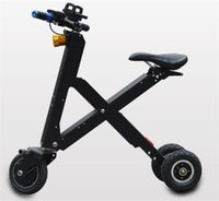 Wholesale 2016 HOT X bird KM KM Foldable Electric Scooter Portable Mobility Scooter electric folding bicycle lithium battery Bike