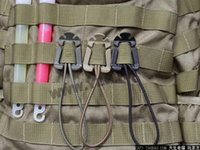 Wholesale EDC Gear ITW Webdom Web Dominator Molle Backpack Carabiner EDC Tool Elastic Rope Webbing Buckle Winder