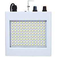 adjustable speed strobe light - Wholesales Excellent Stability W V Led Stage Light LED Strobe Party Light Flash Lighting Speed Adjustable