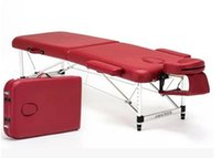 Wholesale One Piece Health and Beauty Massage Treatment Table Section Folding Massage Table in Health Beauty Service