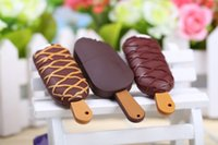 Wholesale 5 styles cute ice cream pendrive usb flash drive pen drive GB USB Memory Stick U disk gift
