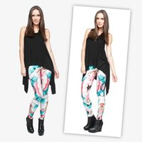 american medicine - Lady Leggings Yoga Pants Medicine Tablet D Graphic Print Skinny Stretchy Trousers J29530