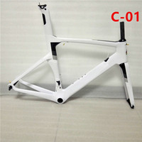 Wholesale 2017 T1000 Full carbon frame concept carbon bike road bicycle frame High quality customizable Carbon Fiber Frame