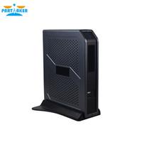 Wholesale Partaker I3 U Fan Mini PC With VGA HDMI Ports