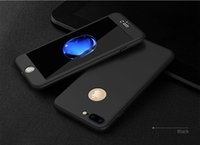 Wholesale For iPhone Case Degree Protection Coverage Case Hard PC Full Body Cover Case For iPhone Plus inch MOQ