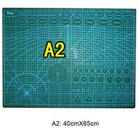 Wholesale Pc Durable Double Sided A2 cmX45cm Cutting Pad Cutting Mat for DIY Tool Office Supply Stationery