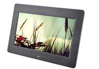 Wholesale Digital Photo Frame inch HD TFT LCD Digital Photo Frame Alarm Clock MP3 MP4 Movie Player