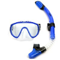 mask terror antifog mask - mask m New Professional Antifog Scuba Diving Mask Snorkel Glasses Set Underwater Silicone Swimming Fishing Pool Equipment