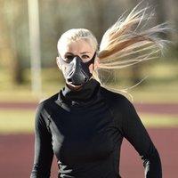 Wholesale Phantom Training Mask Black Fitness Masks Popular Sports Masks Help You to Train Muscles DHL Shipping