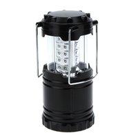 Wholesale High Quality Ultra Bright Camping Lantern Hiking Fishing Emergency Flashlight Outage Hurricanes Refuge Torch Multi Purpose Black