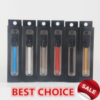 Wholesale Vape pen ecig vaporizer bud touch battery mini slim open buttonless auto batteries for ce3 cbd cartridge atomizer vapes