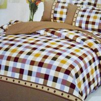 Wholesale 4PCS Set Size Customize Newest Geometric Pattern Cotton Bedding Sets Hot Sales Duvet Cover Set Single Double Queen King
